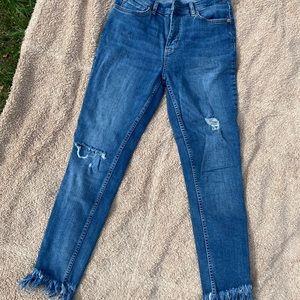 Free People jeans size 27